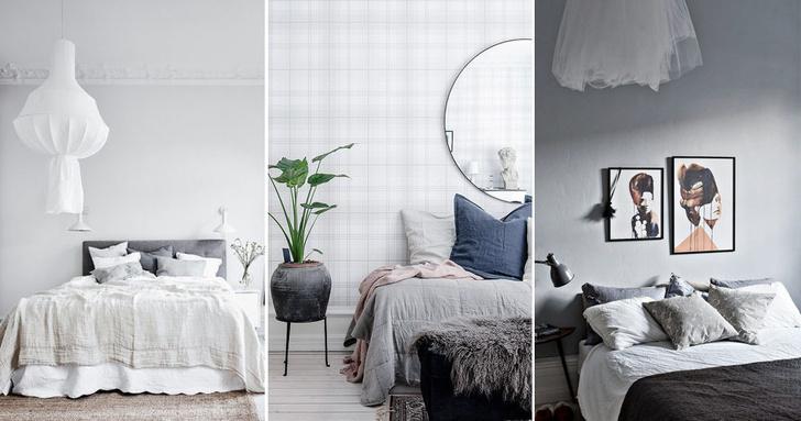 Маленькая спальня: 7 практичных решений (фото 1)