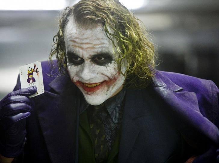 «Темный рыцарь» (The Dark Knight), 2008 Хит Леджер актер фото фильмография