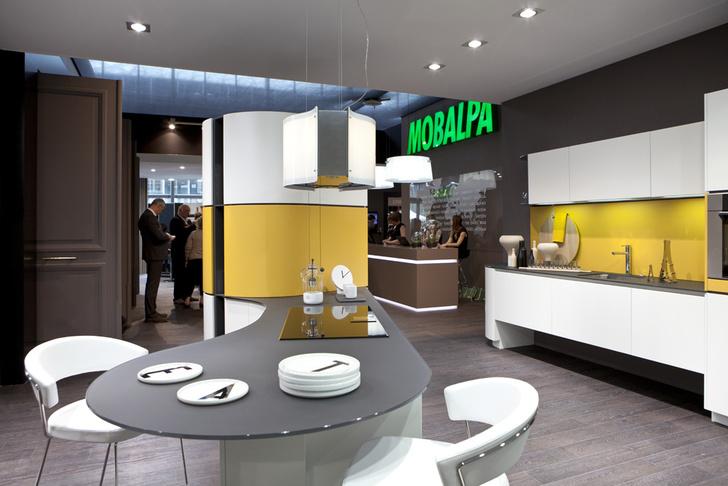кухня Mobalpa