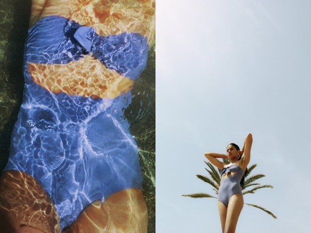 Что взять в отпуск: купальники из капсулы Eres x The Attico (фото 2)