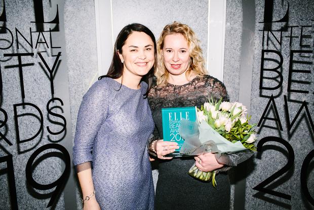 Журнал ELLE вручил престижные награды лучшим из лучших в beauty-индустрии (фото 25)