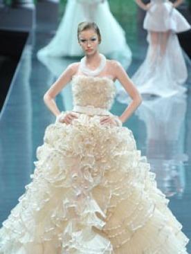фото с показа Dior