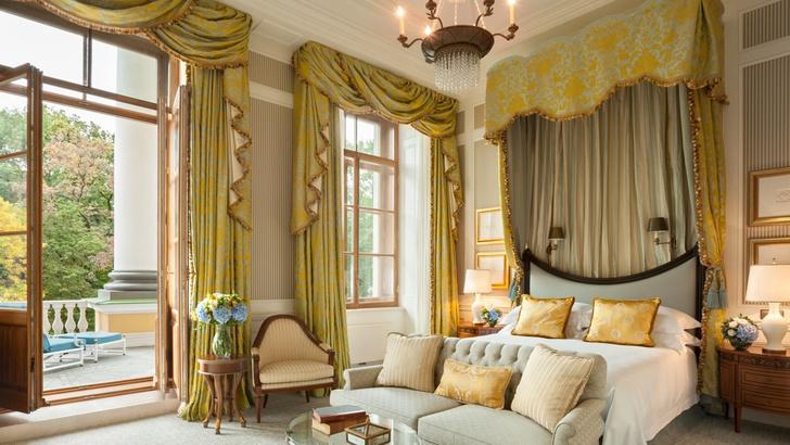 Лучшие отели-дворцы мира (фото 3)
