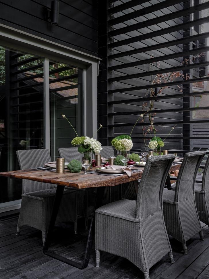 Уход за садовой мебелью: главные правила (фото 11)