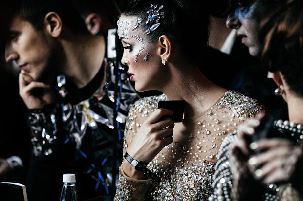 Алеся Кафельникова, Александра Бортич, Лукерья Ильяшенко и другие звезды на вечеринке AfterHalloween (фото 13)