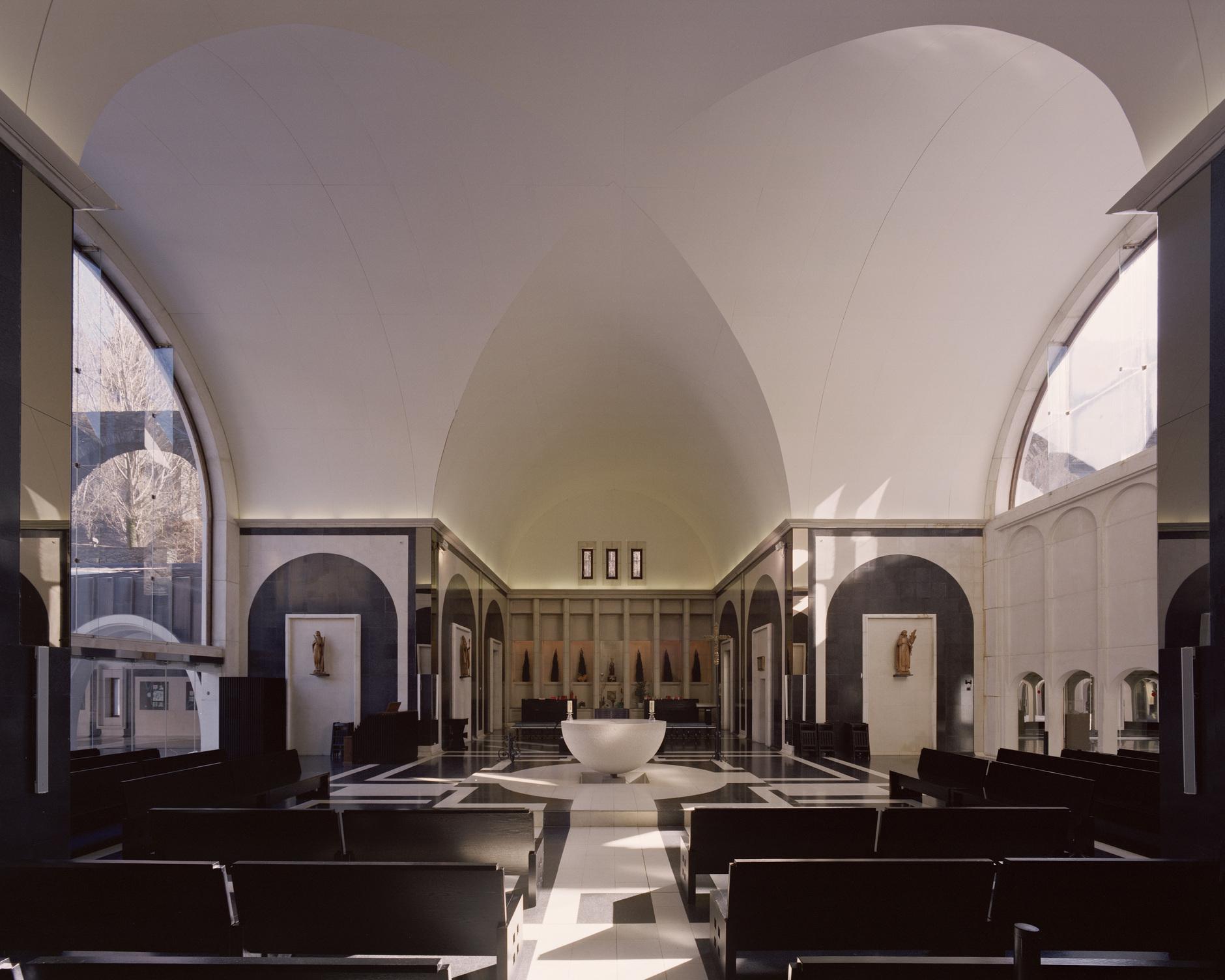 Рикардо Бофилл: самый известный архитектор постмодернизма (галерея 22, фото 1)