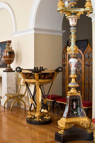 Главный экспонат: музеи с мебельными коллекциями (фото 27.2)