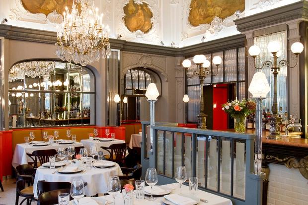 французский ресторан «Brasserie МОСТ» фото 1