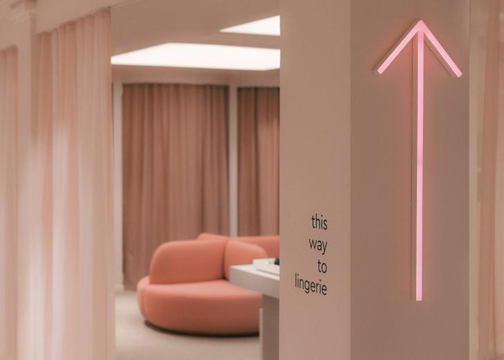 Розовый рай: бутик одежды в Стокгольме (фото 0)