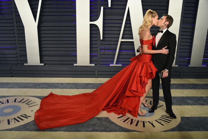 Какое платье выбрала Кьяра Ферраньи для дебюта на «Оскаре — 2019»? (фото 1)