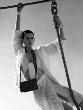 Реклама Chanel весна-лето 2012