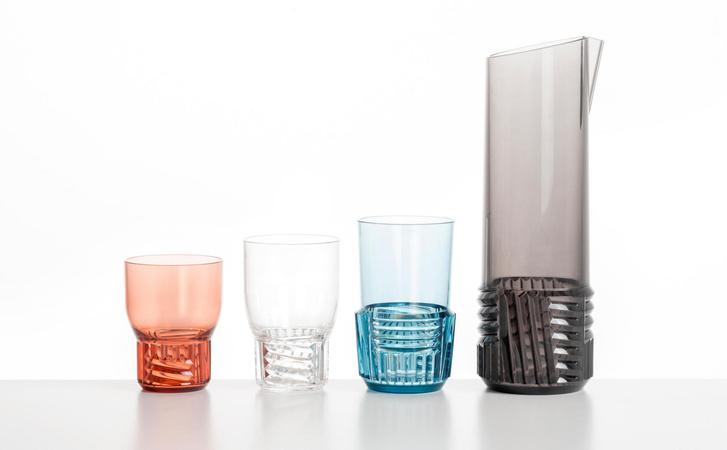 Коллекция посуды Trama от Патрисии Уркиолы (фото 0)