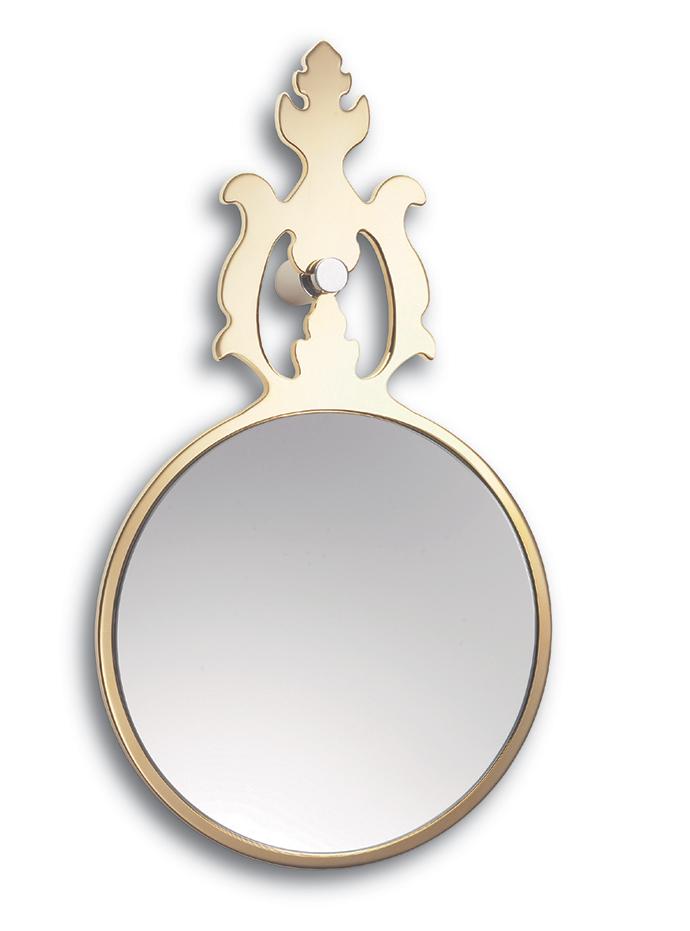 Настенное зеркало Grimilde