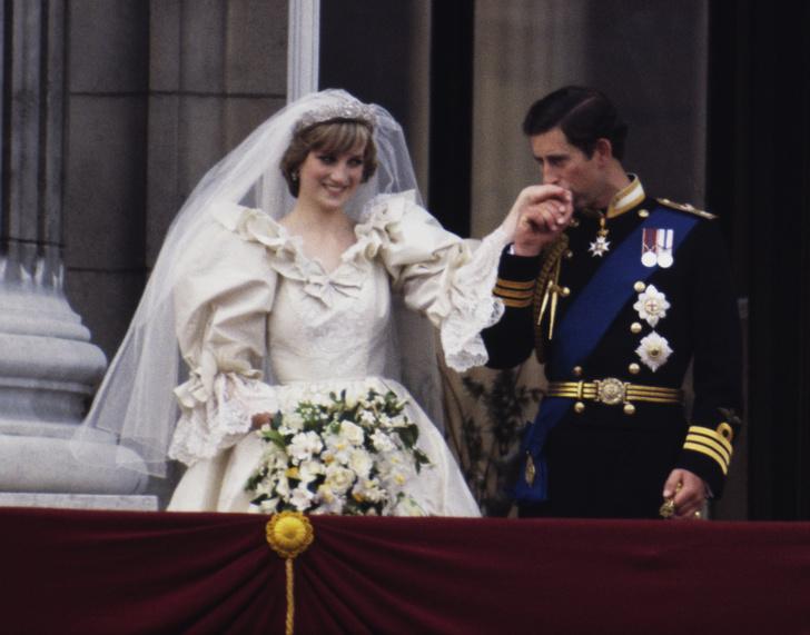 Неурядицы, которые случились на королевских свадьбах (фото 8)