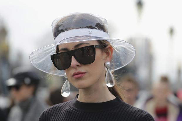 Что носили на Неделе моды в Париже? (фото 3)