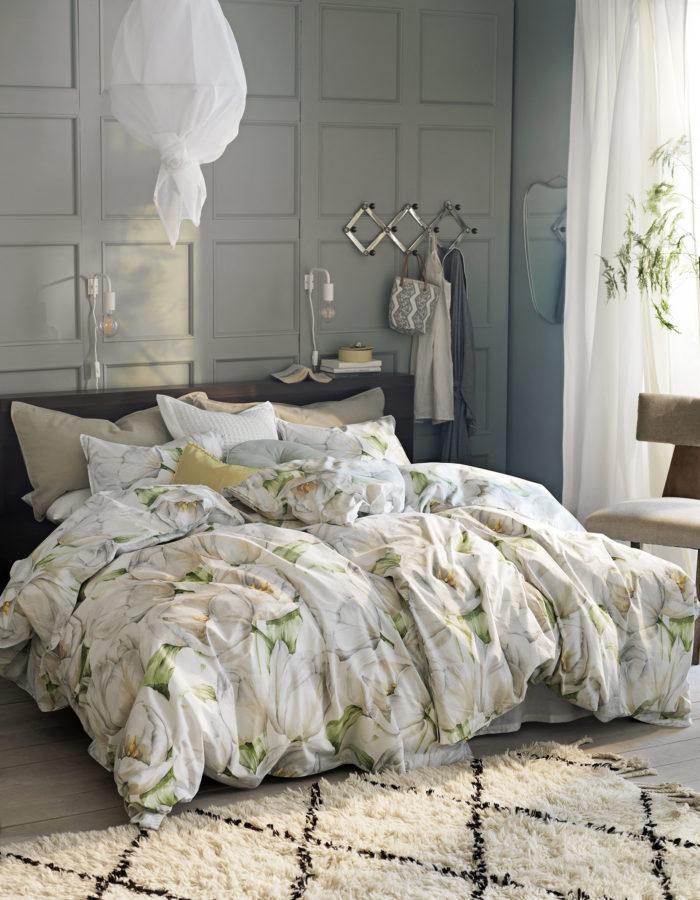 Летнее настроение в спальне: 10 лайфхаков (фото 9)