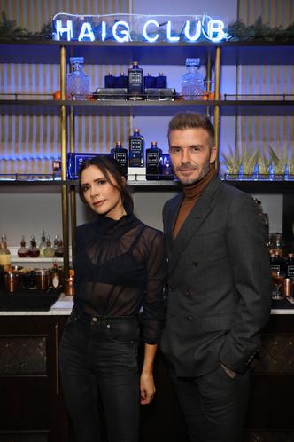 Мистер и миссис Бекхэм: Дэвид и Виктория на вечеринке в Лондоне (фото 1.1)
