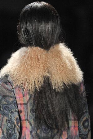 Показ Vivienne Tam коллекции сезона Осень-зима 2012-2013 года Prêt-à-porter - www.elle.ru - Подиум - фото 350105