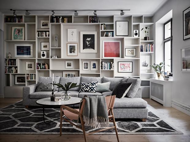 Маленькая квартира: 10 полезных идей (фото 3)
