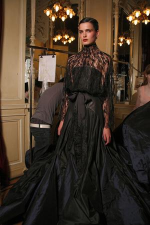 Показ Alexis Mabille коллекции сезона Осень-зима 2011-2012 года haute couture - www.elle.ru - Подиум - фото 277157