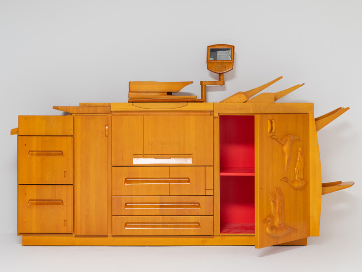 The Office: инсталляция Гарри Нуриева на Design Miami (фото 4)
