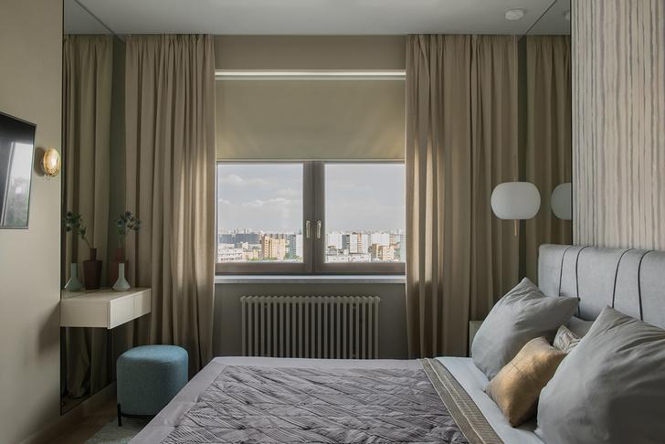 Уютный минимализм: московская квартира 150 м² (фото 16)