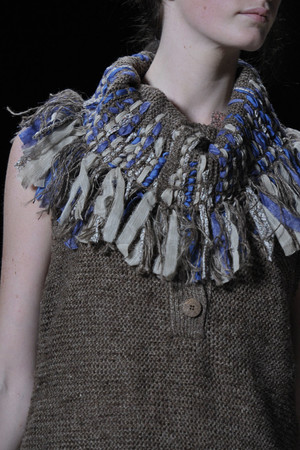 Показ Vanessa Bruno коллекции сезона Весна-лето 2012 года prêt-à-porter - www.elle.ru - Подиум - фото 317130