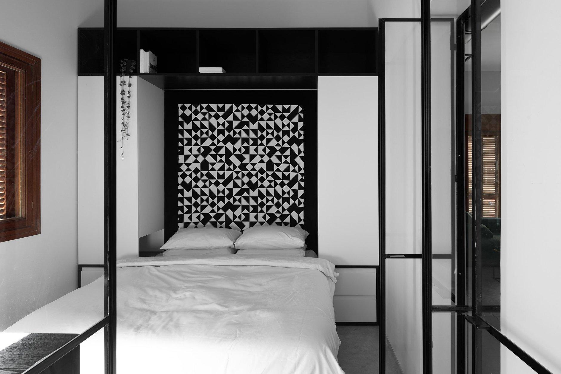 Квартира в Тель-Авиве в индустриальном стиле (галерея 10, фото 3)