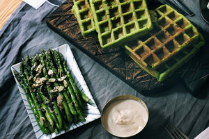 Как приготовить зеленые блины — 5 необычных рецептов для поклонников ЗОЖ (фото 6.2)