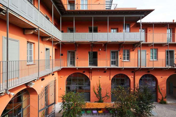 Дизайнерский хостел Combo в Милане (фото 2)