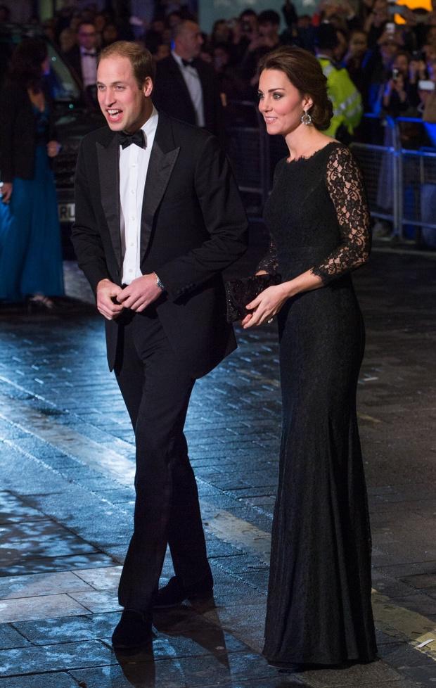 Принц Уильямс и Кейт Миддлтон