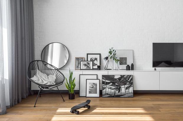 Как украсить пустую стену: 10 идей и лайхаков (фото 4)