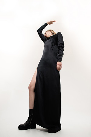 Как носить вещи из новой подиумной коллекции H&M Studio? фото [11]