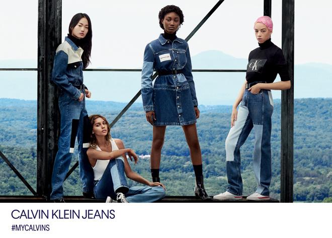 This is America: новая рекламная кампания Calvin Klein Jeans (фото 10)