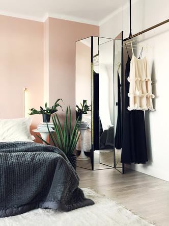 Маленькая спальня: 7 практичных решений (фото 30.1)