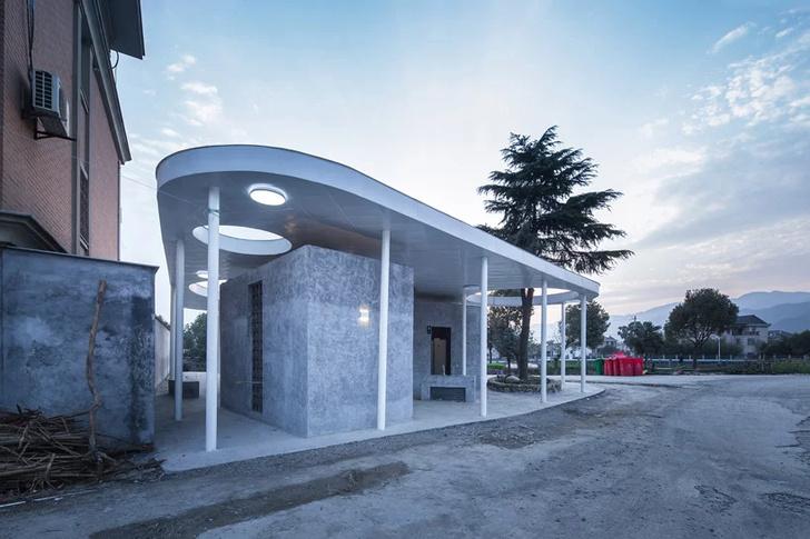 По большому: дизайнерские общественные туалеты (фото 9)