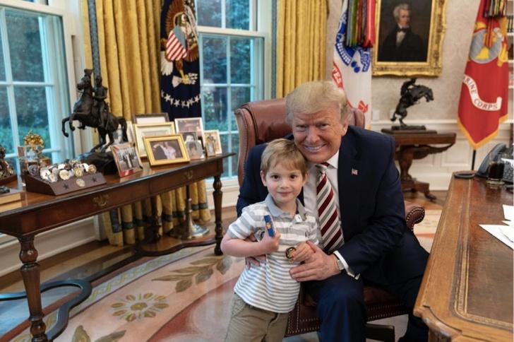 Иванка Трамп поделилась трогательными кадрами из семейного архива (фото 1)