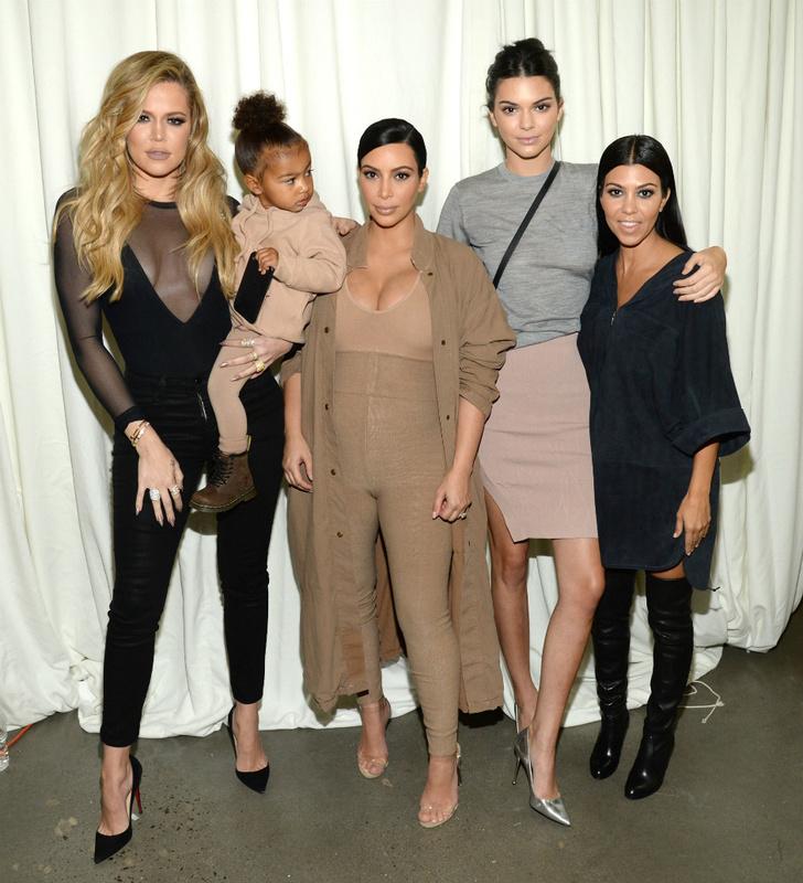Ким Кардашьян назвала сестру Хлои самой нестильной фото [2]