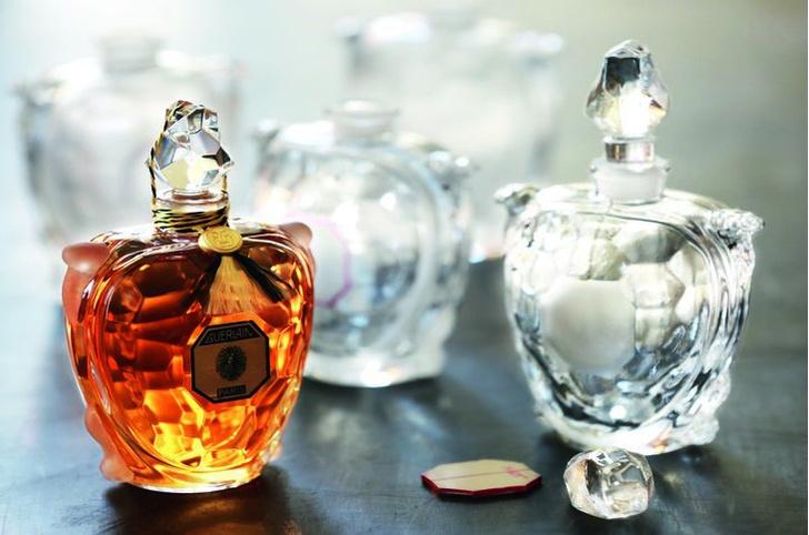 историческая ценность: новый аромат guerlain в коллекционном флаконе