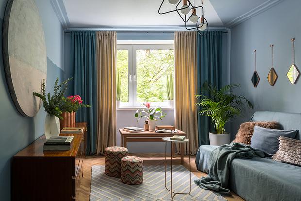 Квартира 54 кв.м для бабушки-модницы: проект Марии Микены (фото 6)
