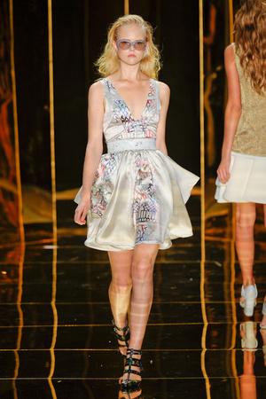 Показ Cynthia Rowley коллекции сезона Весна-лето 2012 года Prêt-à-porter - www.elle.ru - Подиум - фото 292868