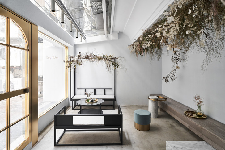 Чайный салон в Тайбэе: проект арх-бюро Dsen (фото 5)