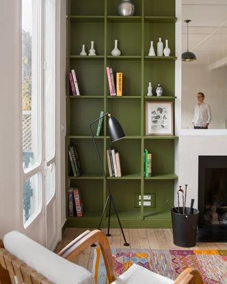 Домашнее чтение: как разместить книги дома (фото 11.2)
