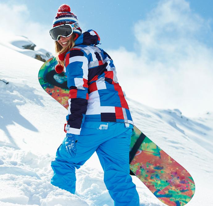 Как и где научиться кататься на сноуборде: советы для новичков