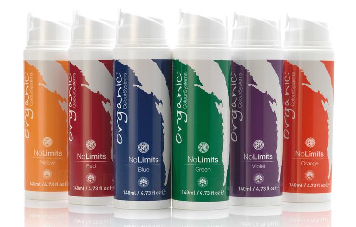 Полуперманентный краситель No Limits от Organic Colour Systems
