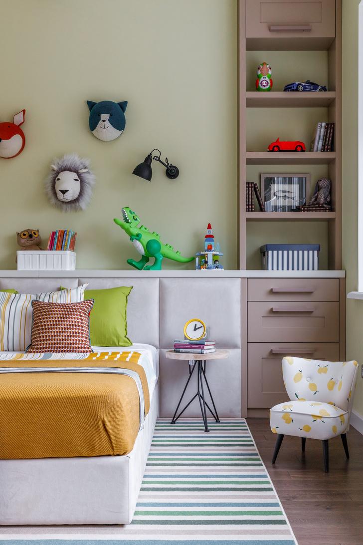 Как обустроить идеальную детскую комнату: 3 главных правила (фото 2)