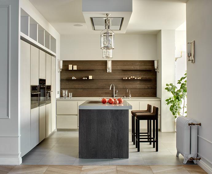 Открытые полки на кухне: 20 примеров (галерея 1, фото 4)