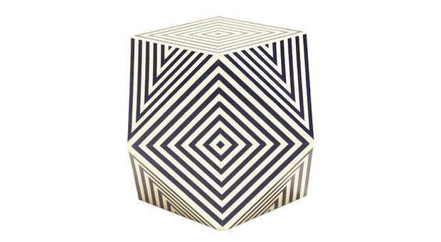 Тренд: монохромная геометрия (фото 8)
