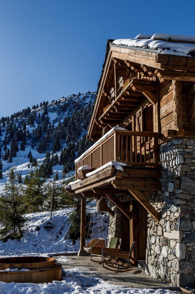 Лодж Le Refuge de la Traye во французских Альпах (фото 0)