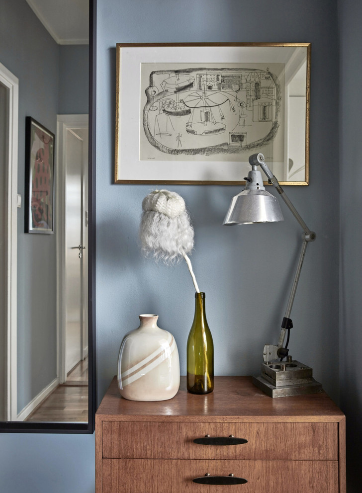 Квартира с винтажной мебелью в Стокгольме (фото 8)